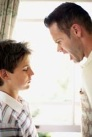 Image result for dad yelling at son