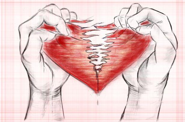 Image result for broken hearts