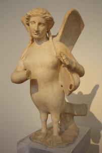 Statue of a siren 370 BC